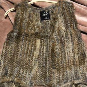 525 Luxe Fur Vest